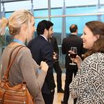 Reception in the WMO Attic.